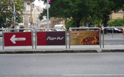 Korlát reklámok