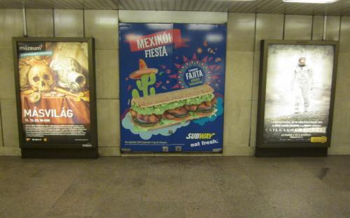 Vitrin reklám